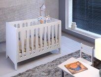 Moon, modne łóżeczko do pokoju dziecka